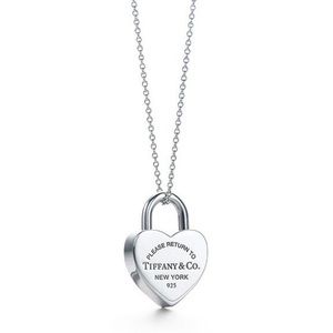 Tiffany & Co. Return To Tiffany Heart Necklace